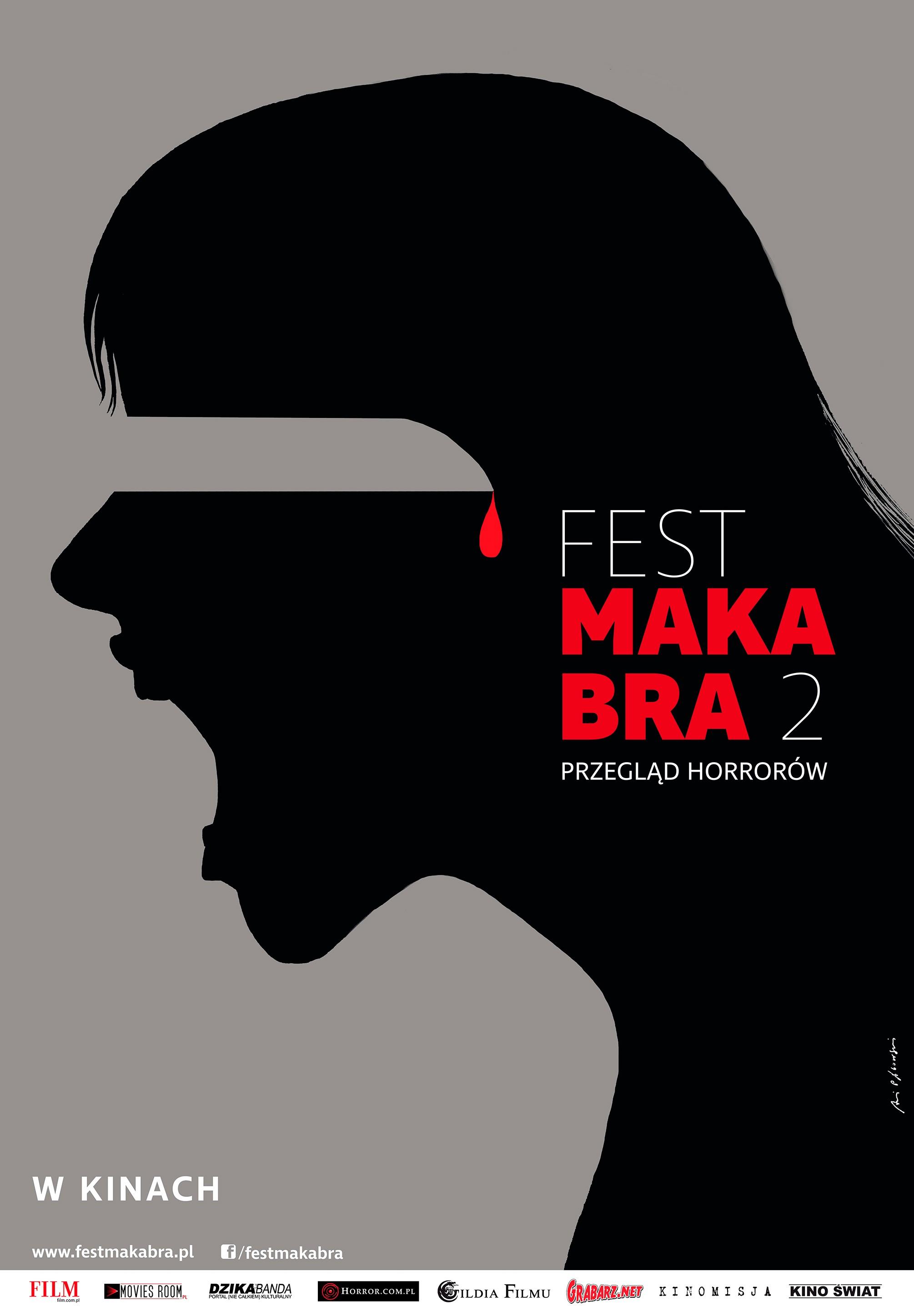 Fest Makabra 2 - oficjalny plakat